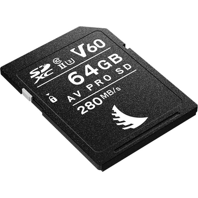 Angelbird AV Pro SD MK2 64GB V60