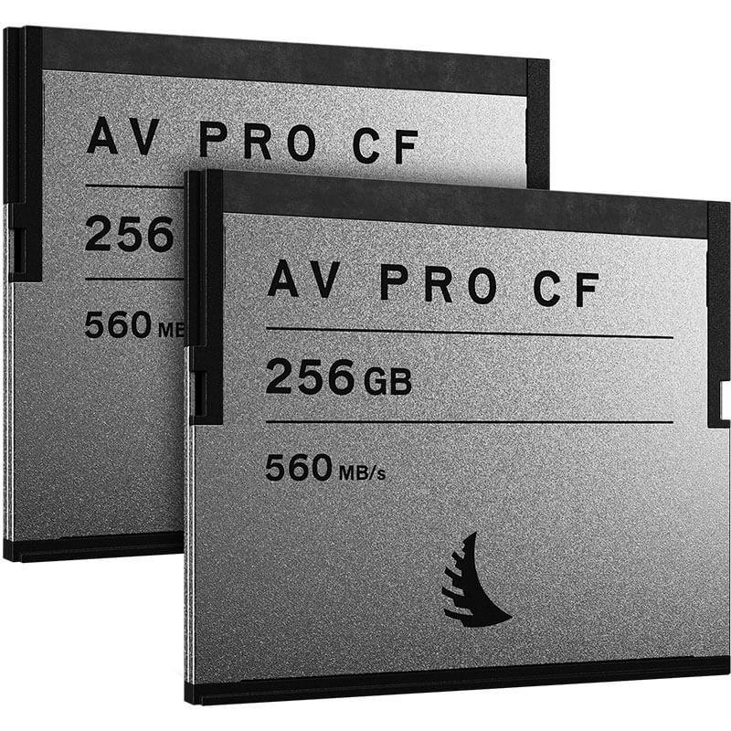 Angelbird AV Pro CF 256GB   2 Pack