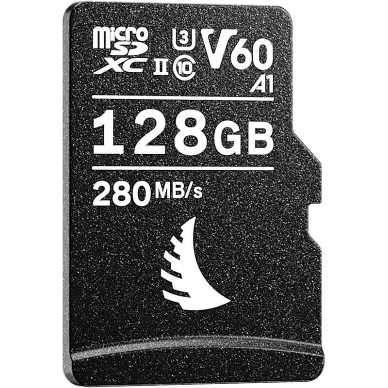 Angelbird AV Pro microSD 128GB V60