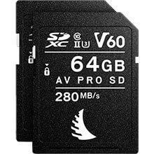 Angelbird AV Pro SD MK2 64GB V60 | 2 Pack
