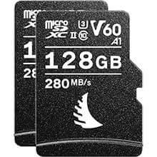 Angelbird AV Pro microSD 128GB V60 | 2 Pack