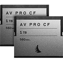Angelbird AV Pro CF 1TB | 2 Pack