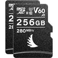 Angelbird AV Pro microSD 256GB V60 | 2 Pack