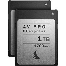 Angelbird AV Pro CFexpress 1TB | 2 Pack