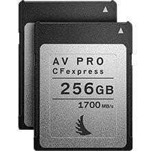 Angelbird AV Pro CFexpress 256GB | 2 Pack