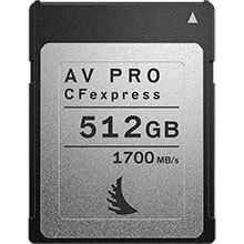 Angelbird AV Pro CFexpress 512GB