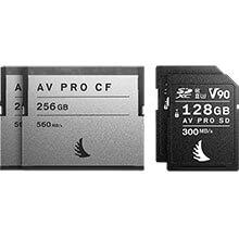 Angelbird Card Combos