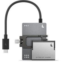 Angelbird Match Pack for Z CAM E2 512GB SSD2go PKT Graphite Grey | 256GB CFast