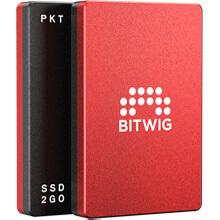 Angelbird SSD2GO PKT MK2 BITWIG 512 GB Red
