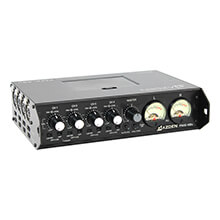 Azden Audio Processors and Mixers