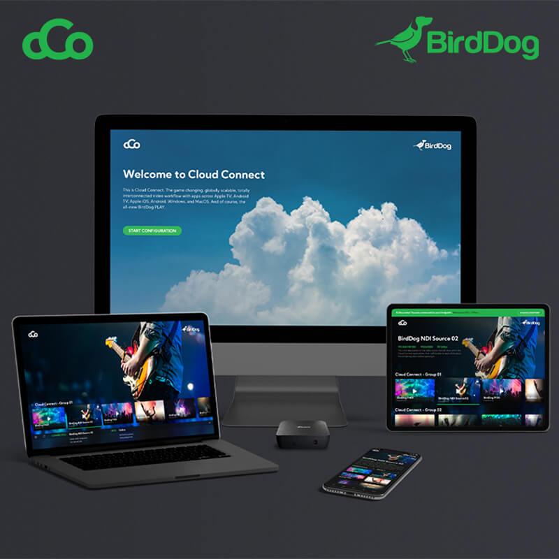 BirdDog Cloud Connect
