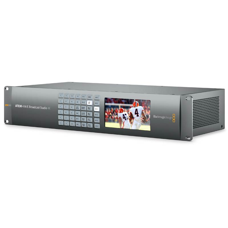 Blackmagic Design ATEM 4 ME Broadcast Studio 4K