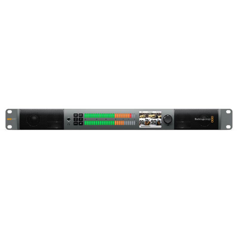 Blackmagic Design Audio Monitor 12G