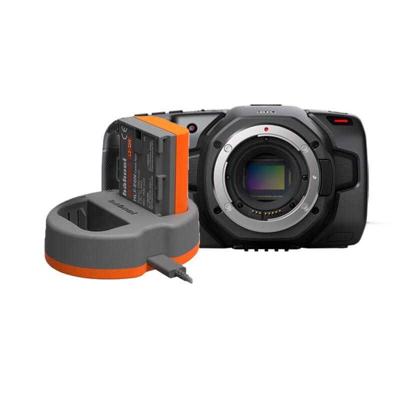 Blackmagic Design Pocket Cinema Camera 6k Kit5 Holdan Limited
