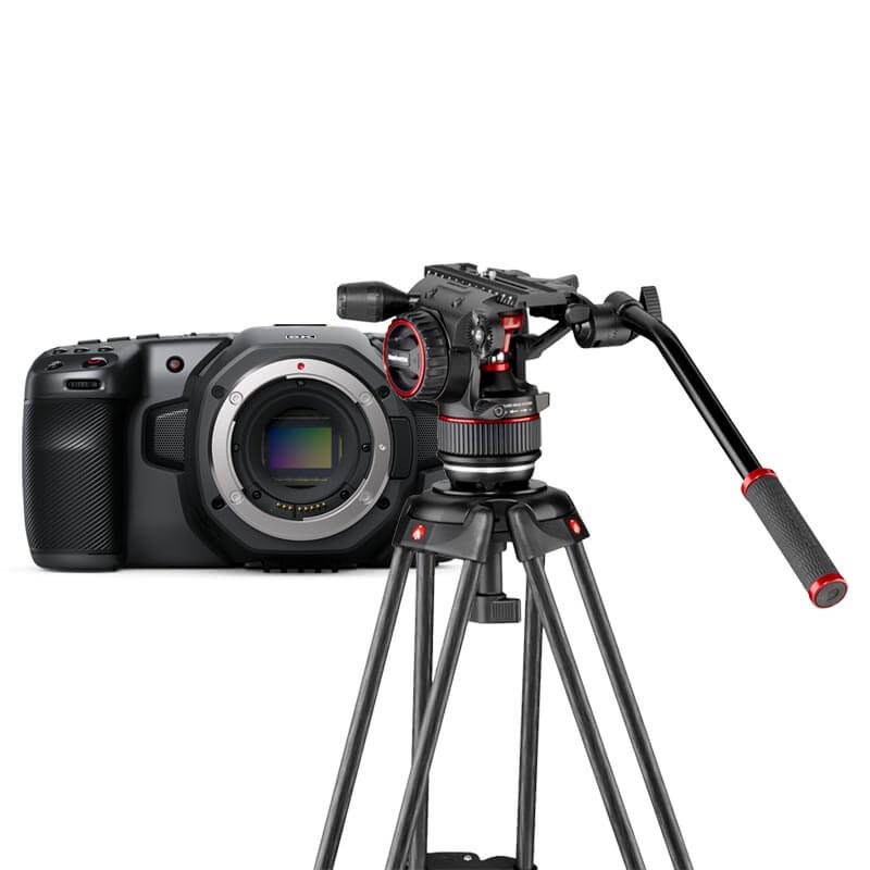 Blackmagic Design Pocket Cinema Camera 6K - Kit4
