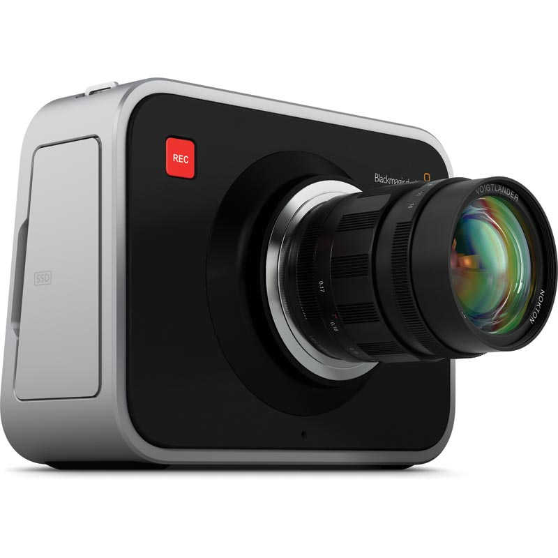 Workflow guide to the Blackmagic Design Cinema Camera