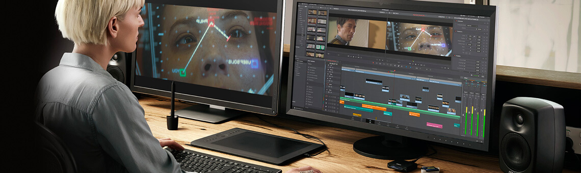 Blackmagic Design DaVinci Resolve Colour Correction