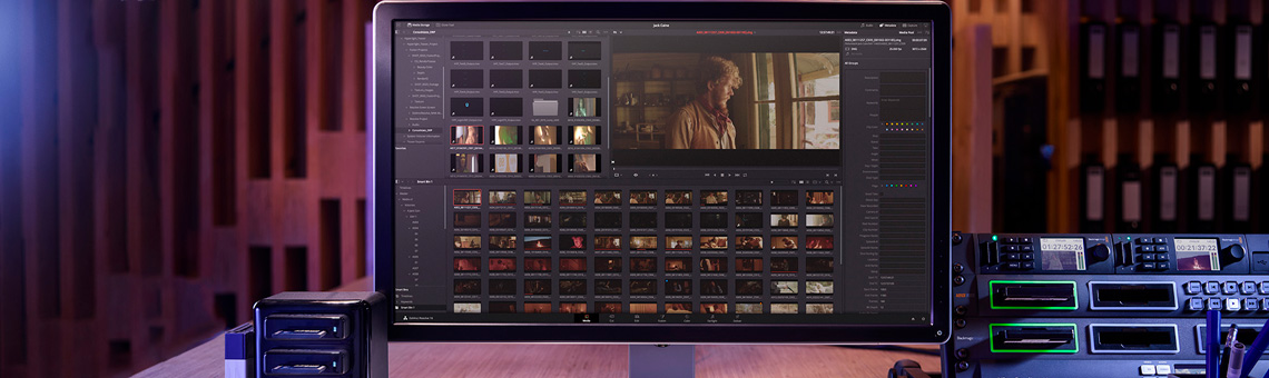 Blackmagic Design DaVinci Resolve Hero