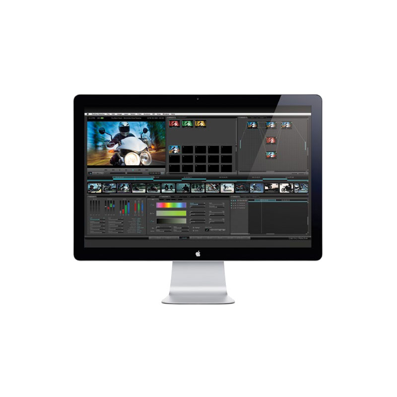 Blackmagic Design DaVinci Resolve Advanced Panel