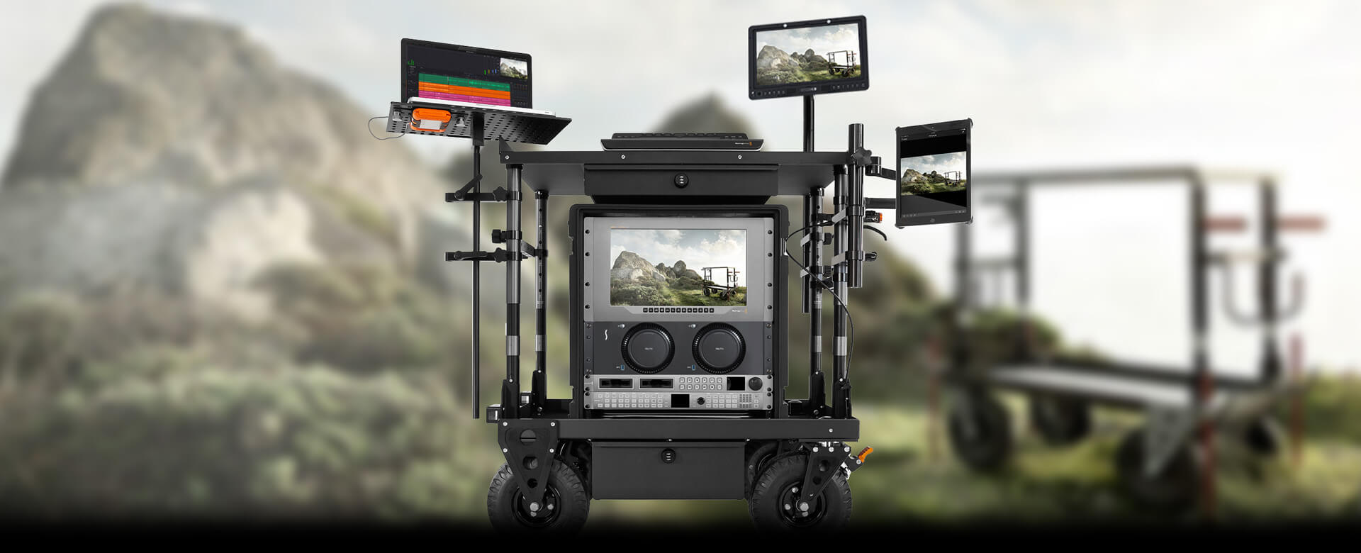Blackmagic Design DaVinci Resolve DIT