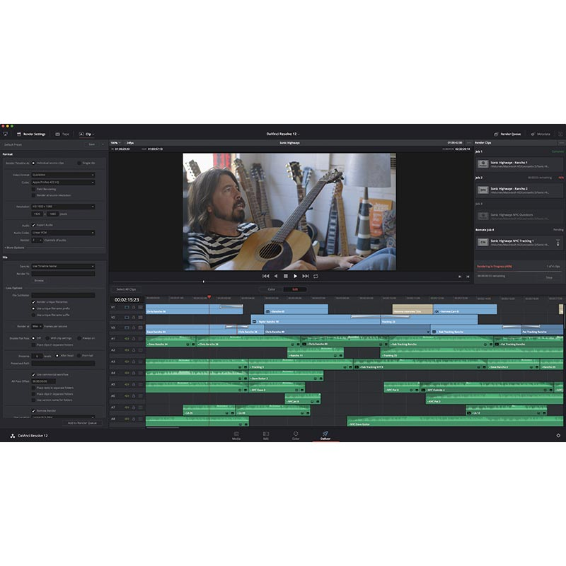 Blackmagic Design Davinci Resolve Studio 12 5 Holdan Limited