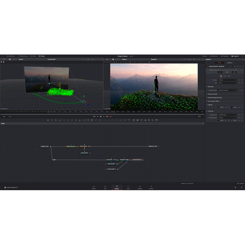 Blackmagic Design DaVinci Resolve Studio 15