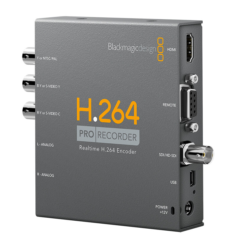 Blackmagic Design H 264 Pro Recorder Holdan Limited