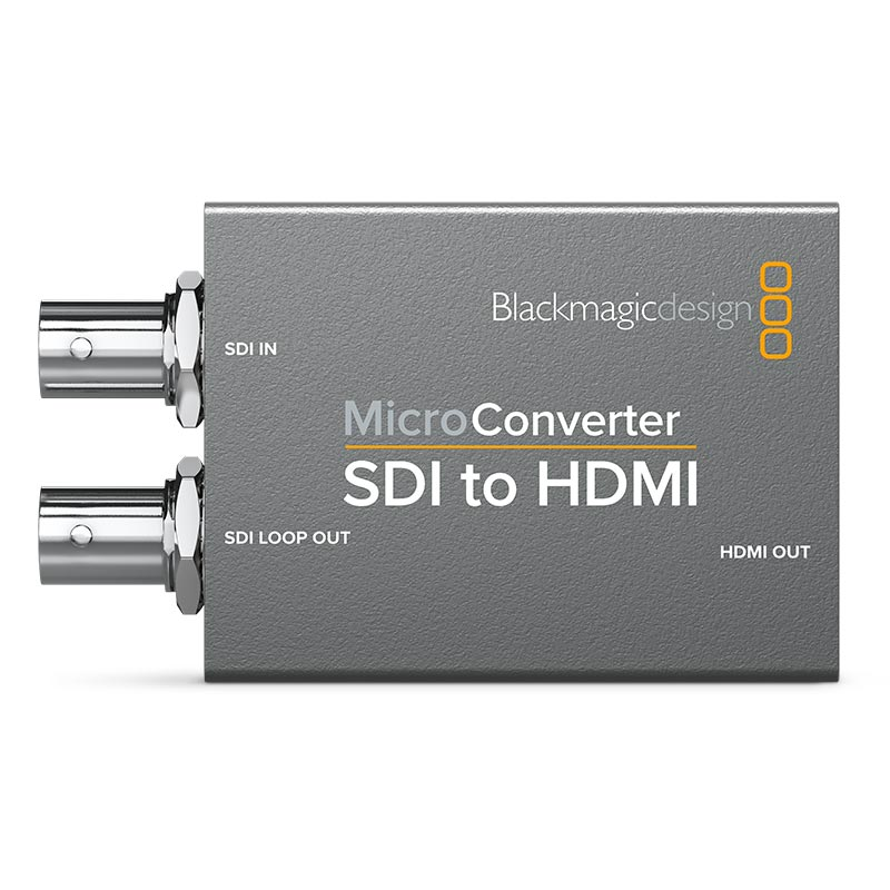 Blackmagic Design Micro Converter - SDI to HDMI wPSU