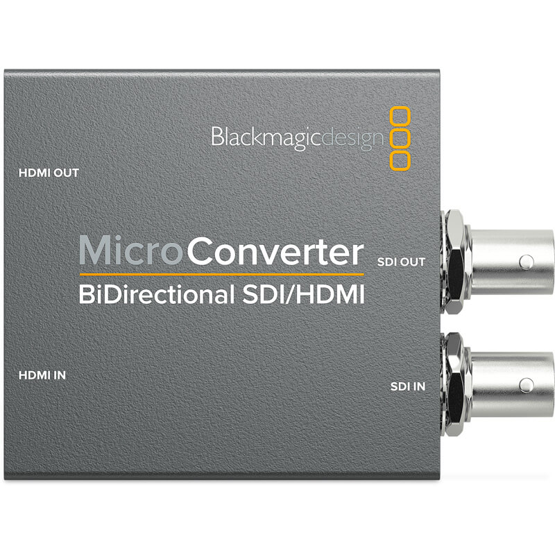 Blackmagic Design Micro Converter BiDirectional SDI/HDMI wPSU