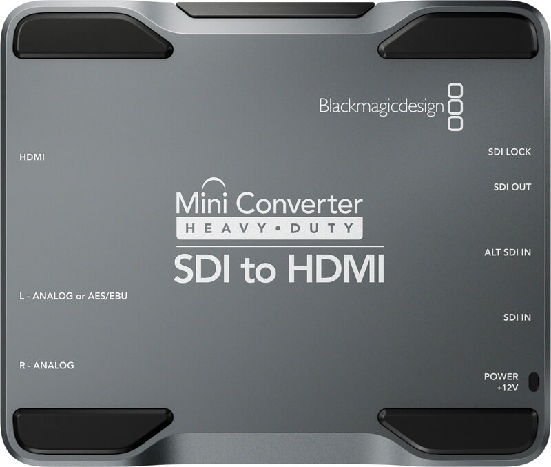 Blackmagic Design Mini Converter Heavy Duty Sdi To Hdmi Holdan Limited
