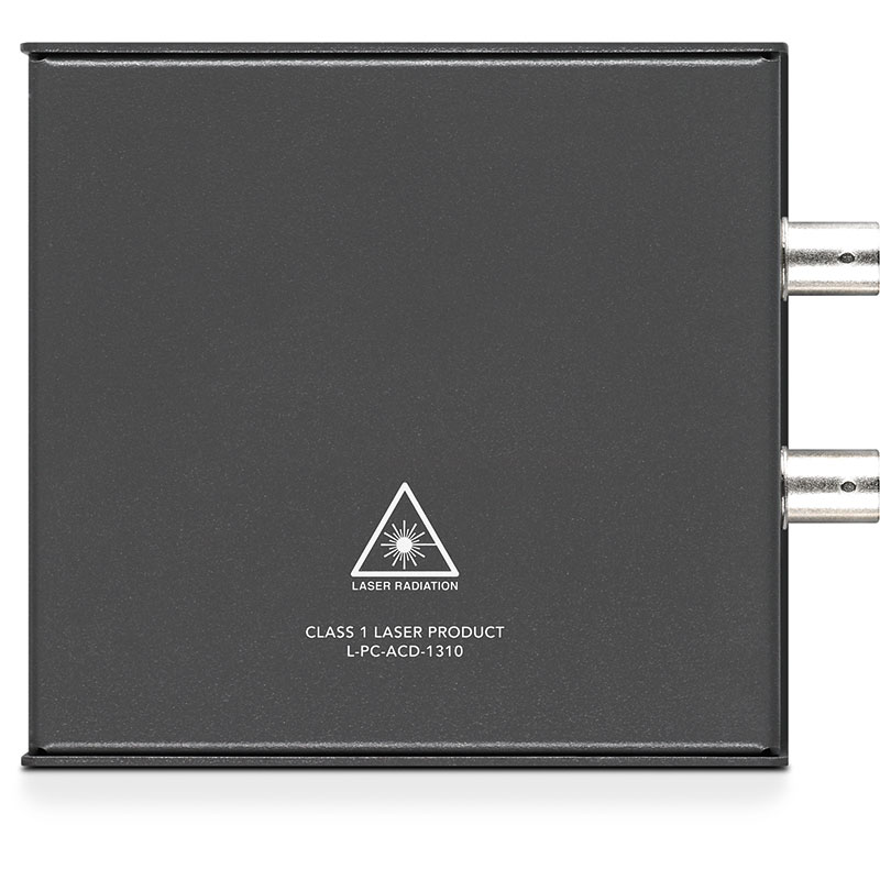 Blackmagic Design Mini Converter Optical Fiber 4K