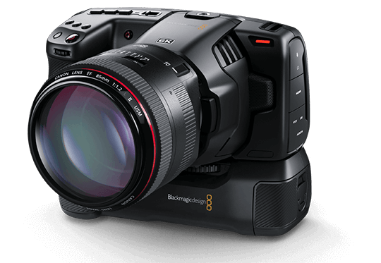 Blackmagic Design Pocket Cinema Camera 6K Battery Grip