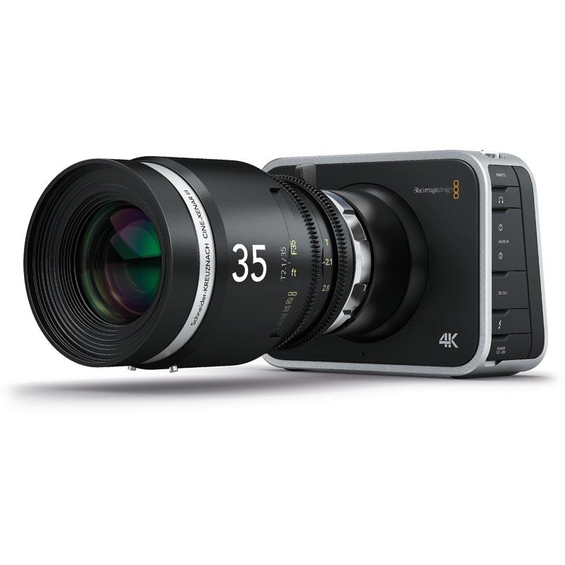 Blackmagic Design Production Camera 4k Pl Holdan Limited