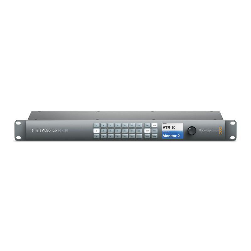Blackmagic Design Smart Videohub 20 x 20