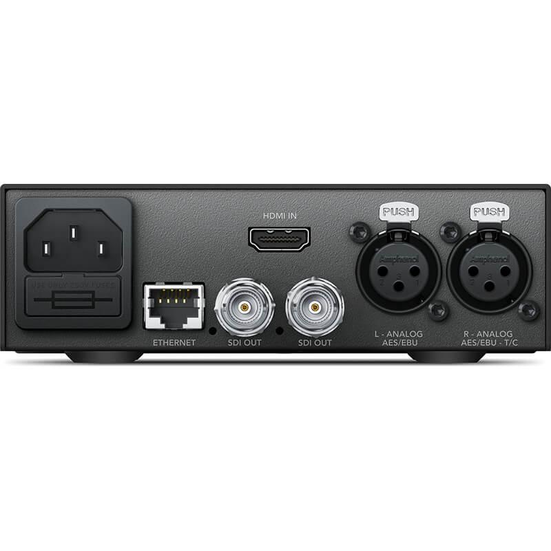 Blackmagic Design Teranex Mini Hdmi To Sdi 12g Holdan Limited