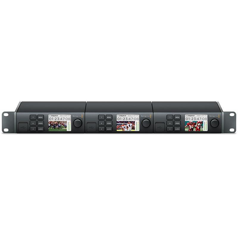 Blackmagic Design Teranex Mini Rack Shelf Holdan Limited
