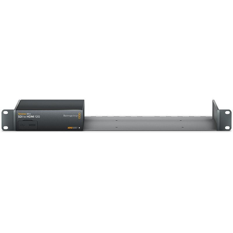 Blackmagic Design Teranex Mini Rack Shelf Holdan Limited