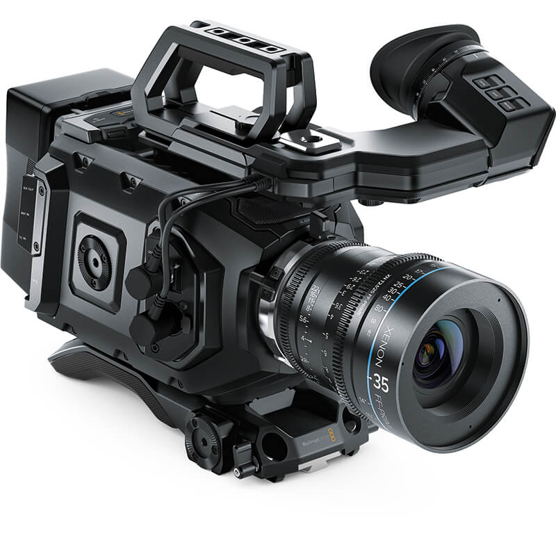 Blackmagic Design Ursa Mini 4 6k Ef Holdan Limited