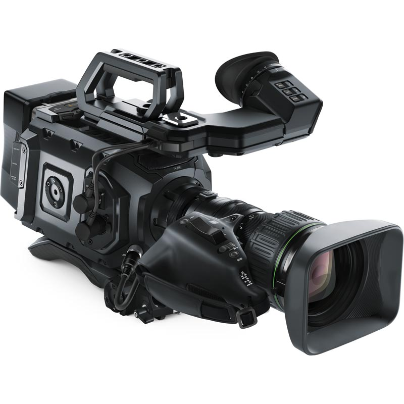 Blackmagic DesignLenses and Adapters URSA Mini B4 Mount