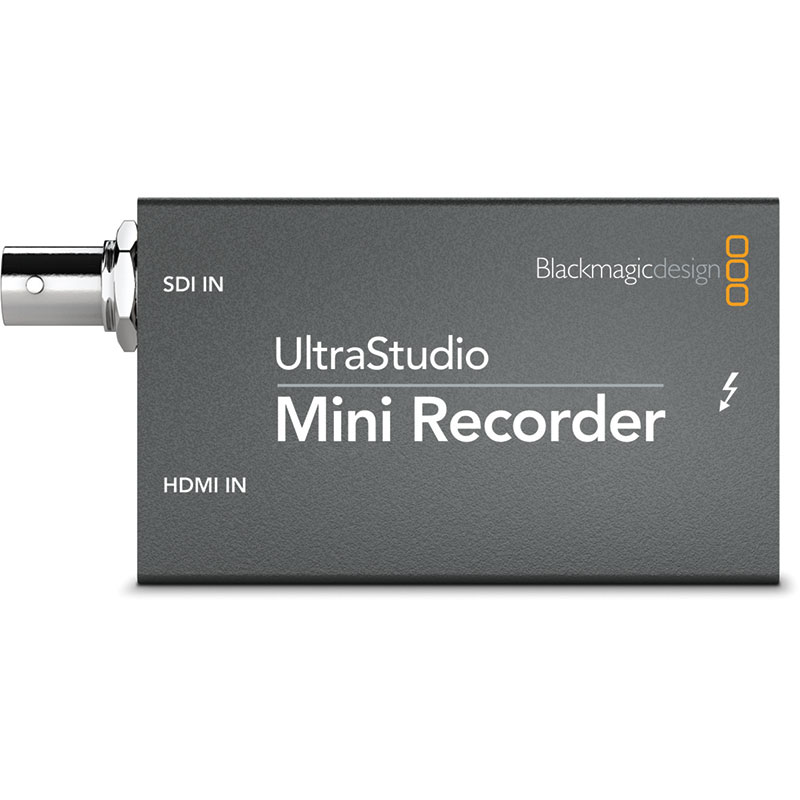 Blackmagic Design Ultrastudio Mini Recorder Holdan Limited