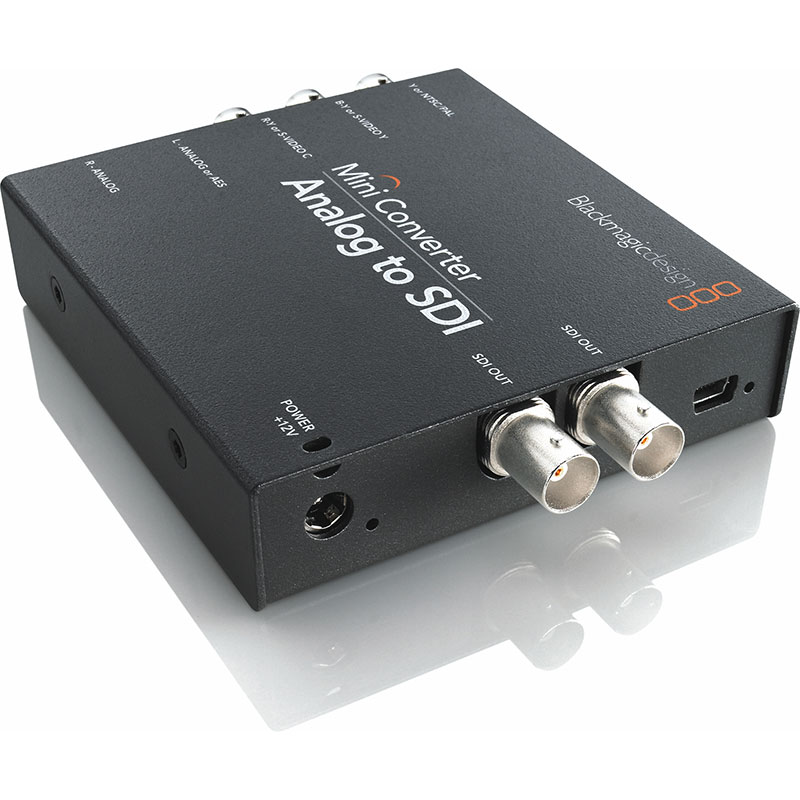 Blackmagic Design Mini Converter - Analogue to SDI