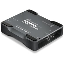 Blackmagic Design Mini Converter Heavy Duty HDMI to SDI 4K