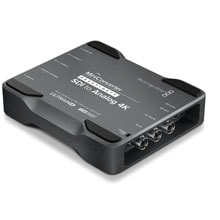 Blackmagic Design Mini Converter Heavy Duty SDI to Analog 4K