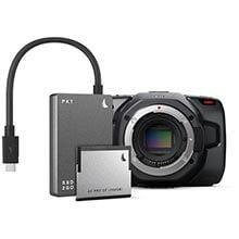 Blackmagic Design Pocket Cinema Camera 6K - Kit2