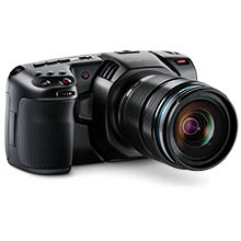 Blackmagic Design Large sensor cameras - handheld