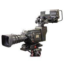 Blackmagic Design URSA Broadcast | Fuji LA16 Bundle