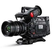 Blackmagic Design Large sensor cameras - shoulder mount