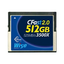 Blackmagic Design CFast Card - 512