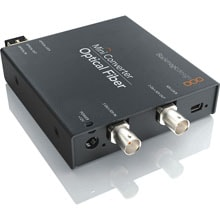 Blackmagic Design Mini Converter Optical Fiber