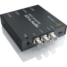 Blackmagic Design Audio Converters